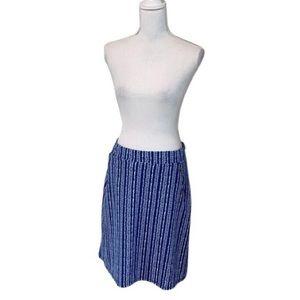 Le Lis Maura Zip Pocket Detail Skirt NWT